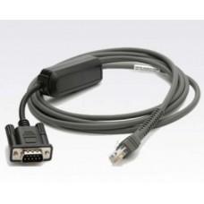 Интерфейсный кабель RS232 для сканеров 1090/1100/1500, черный